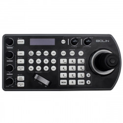 Controlador IP version RS232/422/485+IP control in one single system